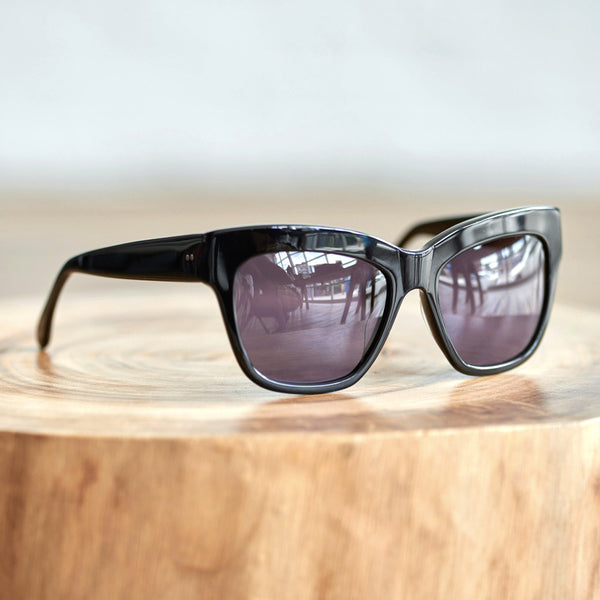 Steven Alan Optical - Steven Alan Bellmore Black - Finefolk - 1