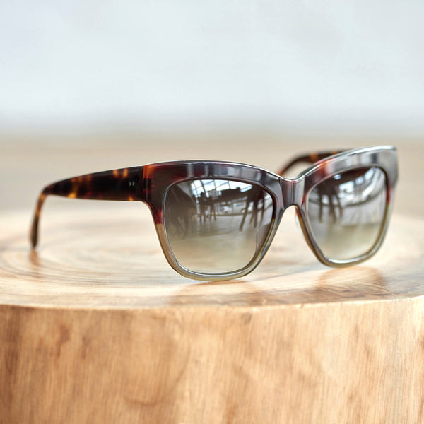 Steven Alan Optical - Steven Alan Bellmore Forest Tortoise - Finefolk - 1