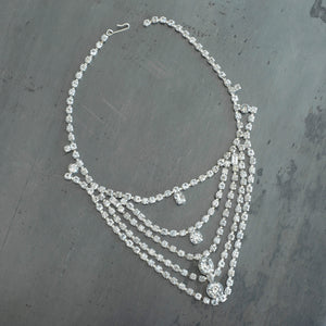 Carole Tanenbaum Vintage Collection - Carole Tanenbaum Vintage Collection 1950 Four Strand Necklace - Finefolk - 1