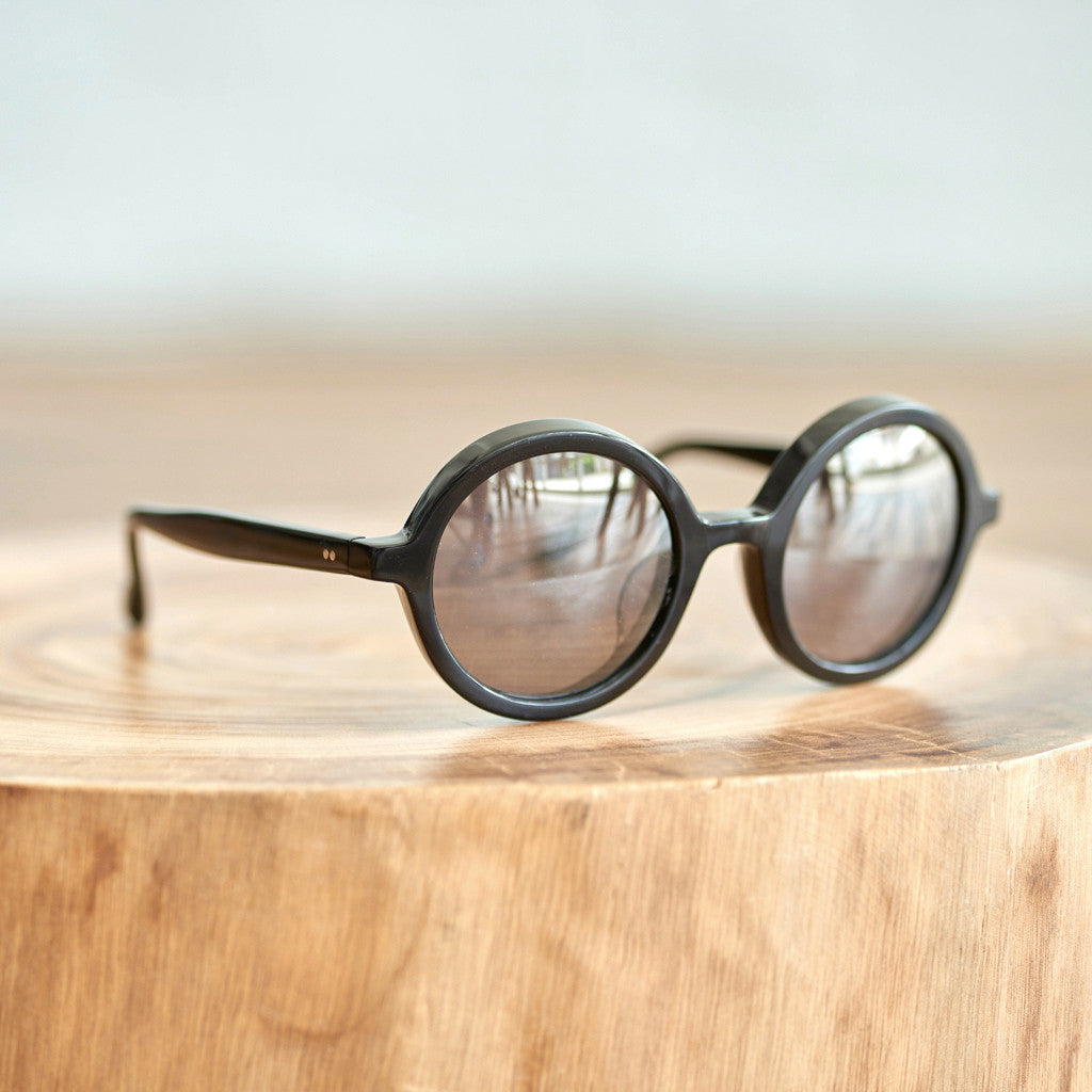 Steven Alan Optical - Steven Alan Rowe Black - Finefolk - 1