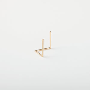 Shihara - Shihara Post Earring 402 - Finefolk - 1