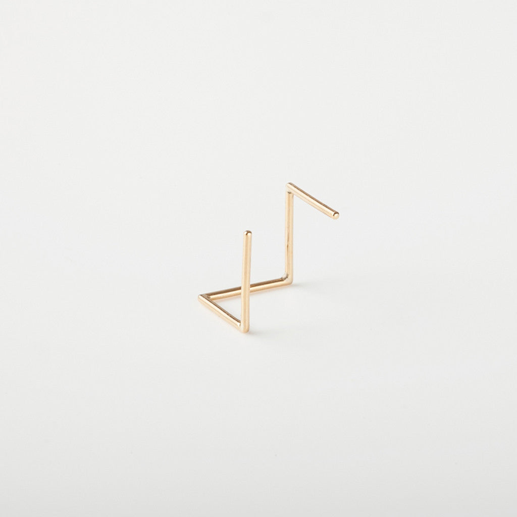 Shihara - Shihara Post Earring 403 - Finefolk - 1