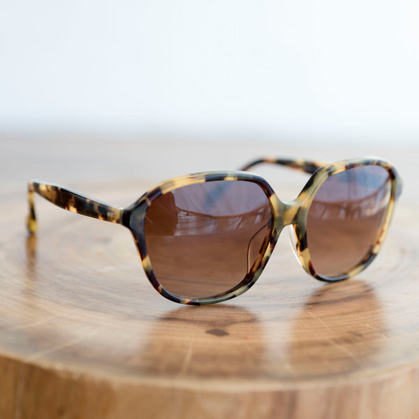 Steven Alan Optical - Steven Alan Optical Roxbury Tokyo Tortoise - Finefolk - 1