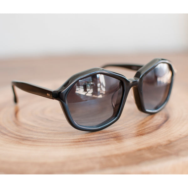 Steven Alan Optical - Steven Alan Optical Kingsley Black - Finefolk - 1