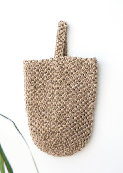 A Detacher Zuleika Bucket Bag Natural