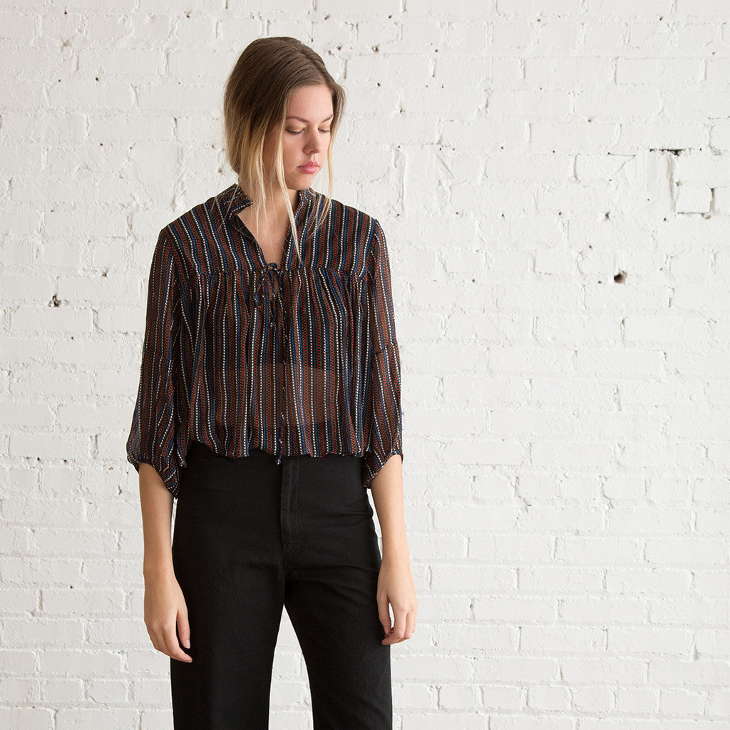Apiece Apart Loreto Blouse - SOLD OUT