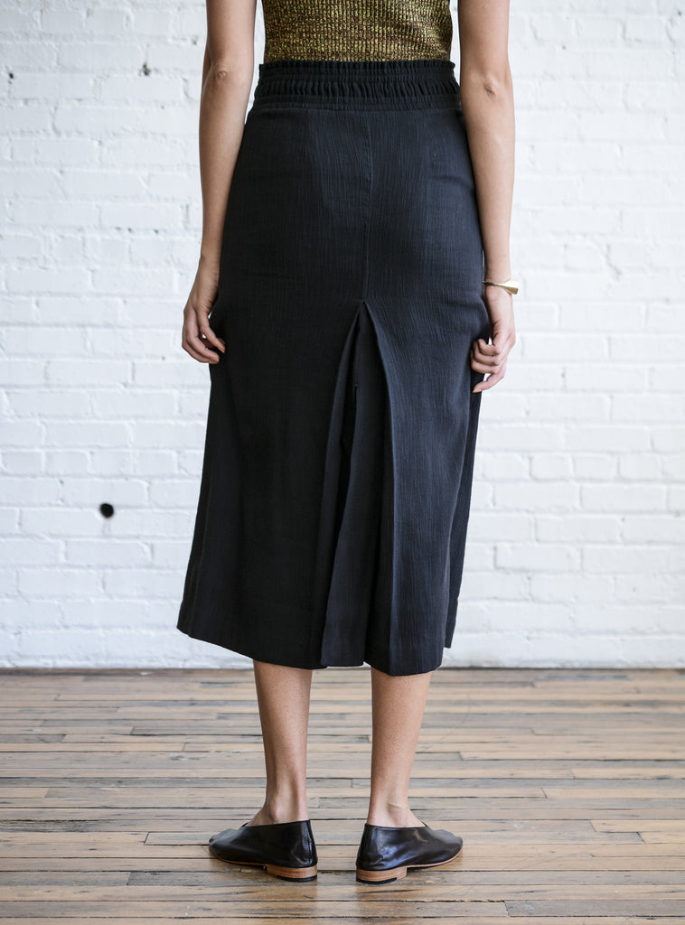 Apiece Apart Obsidian Slit Skirt - SOLD OUT