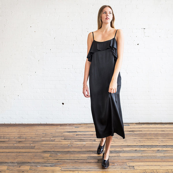Apiece Apart - Apiece Apart Pedernal Slip Dress - Finefolk - 1
