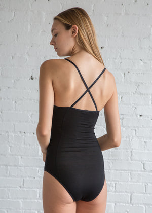 Base Range Lady Body Suit Black