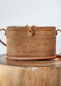 Harper Bag in Rattan - SOLD OUT