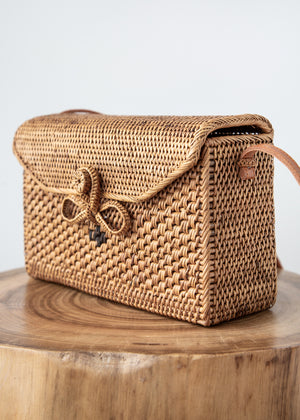 Sofia Bag in Rattan - SOLD OUT