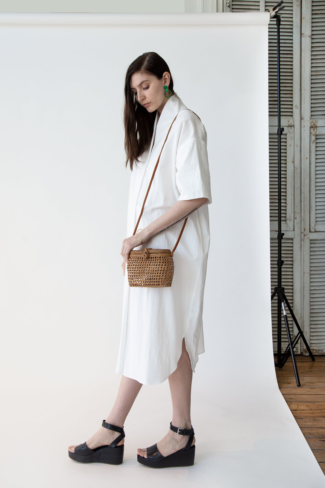 Tali Bag in Rattan - SOLD OUT