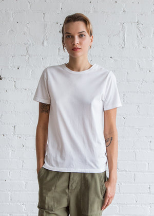 Calder Blake Rampling Tee White - SOLD OUT