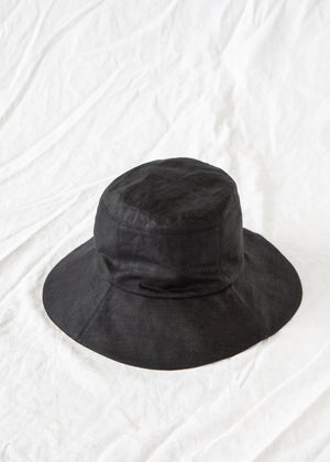 Bucket Hat in Black - SOLD OUT