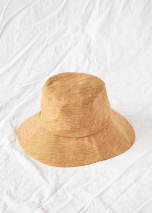 Bucket Hat in Ochre Melange - SOLD OUT