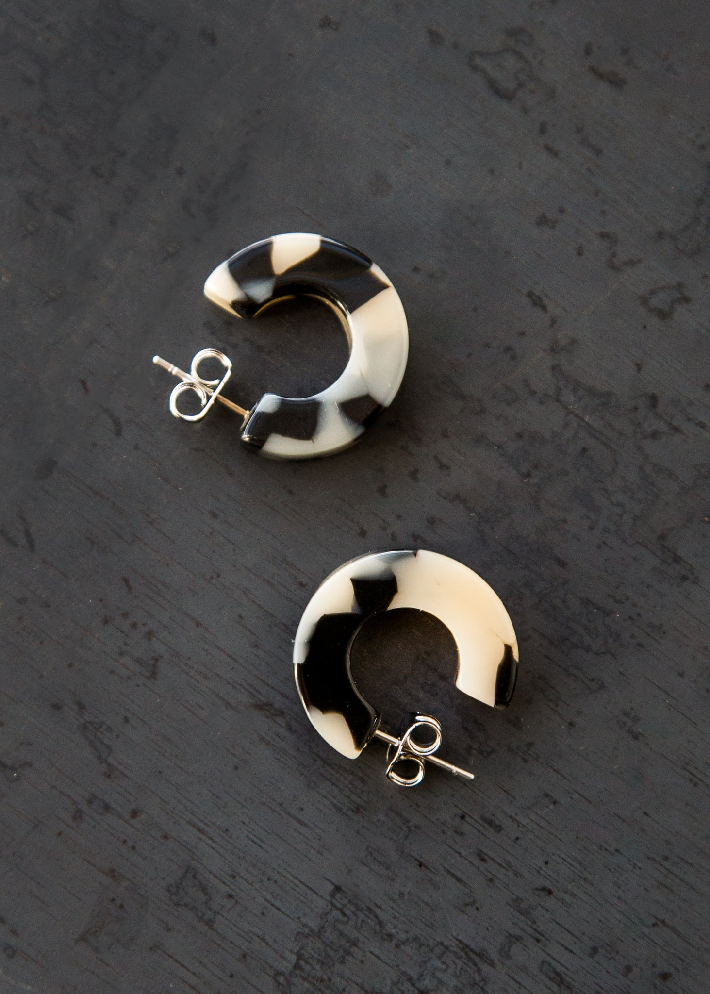 Rachel Comey Cuba Earring Dalmation - SOLD OUT