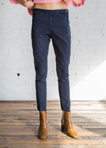 Rachel Comey Fetter Pant Dark Indigo Stretch - SOLD OUT