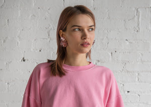 Rachel Comey Fond Sweatshirt Pink - SOLD OUT