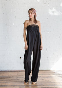 Paramount Jumpsuit in Black - SOLD OUT
