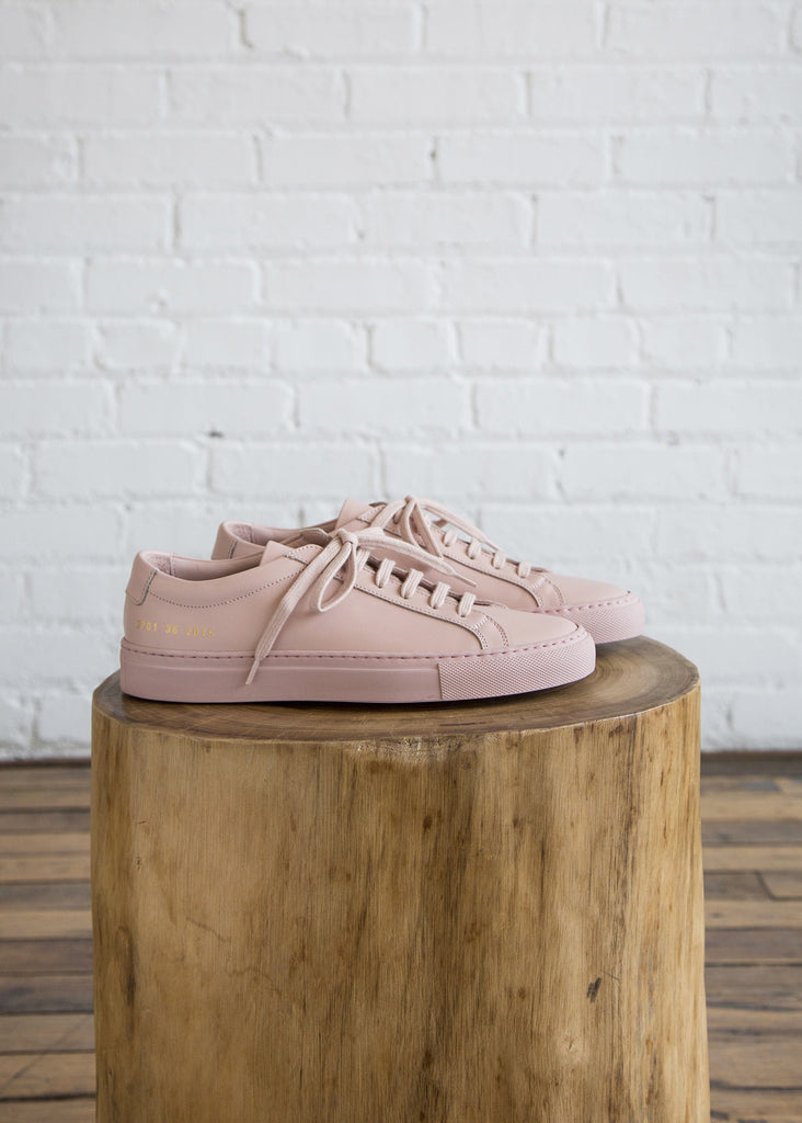 Women by Common Projects Achilles Low Blush