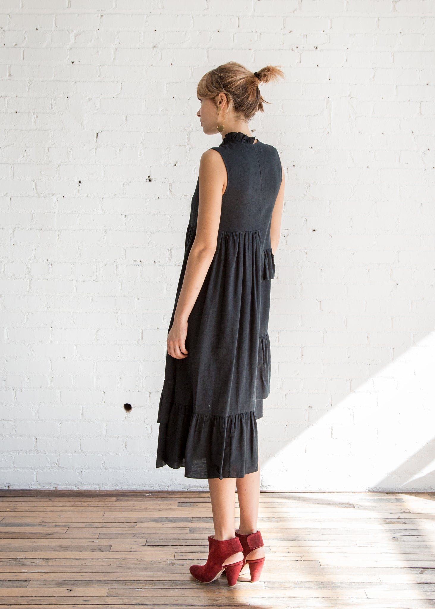 Correll Correll Rosch Dress Black - SOLD OUT