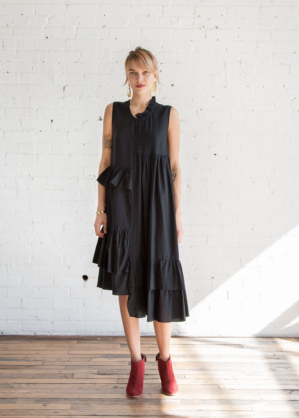 Correll Correll Rosch Dress Black