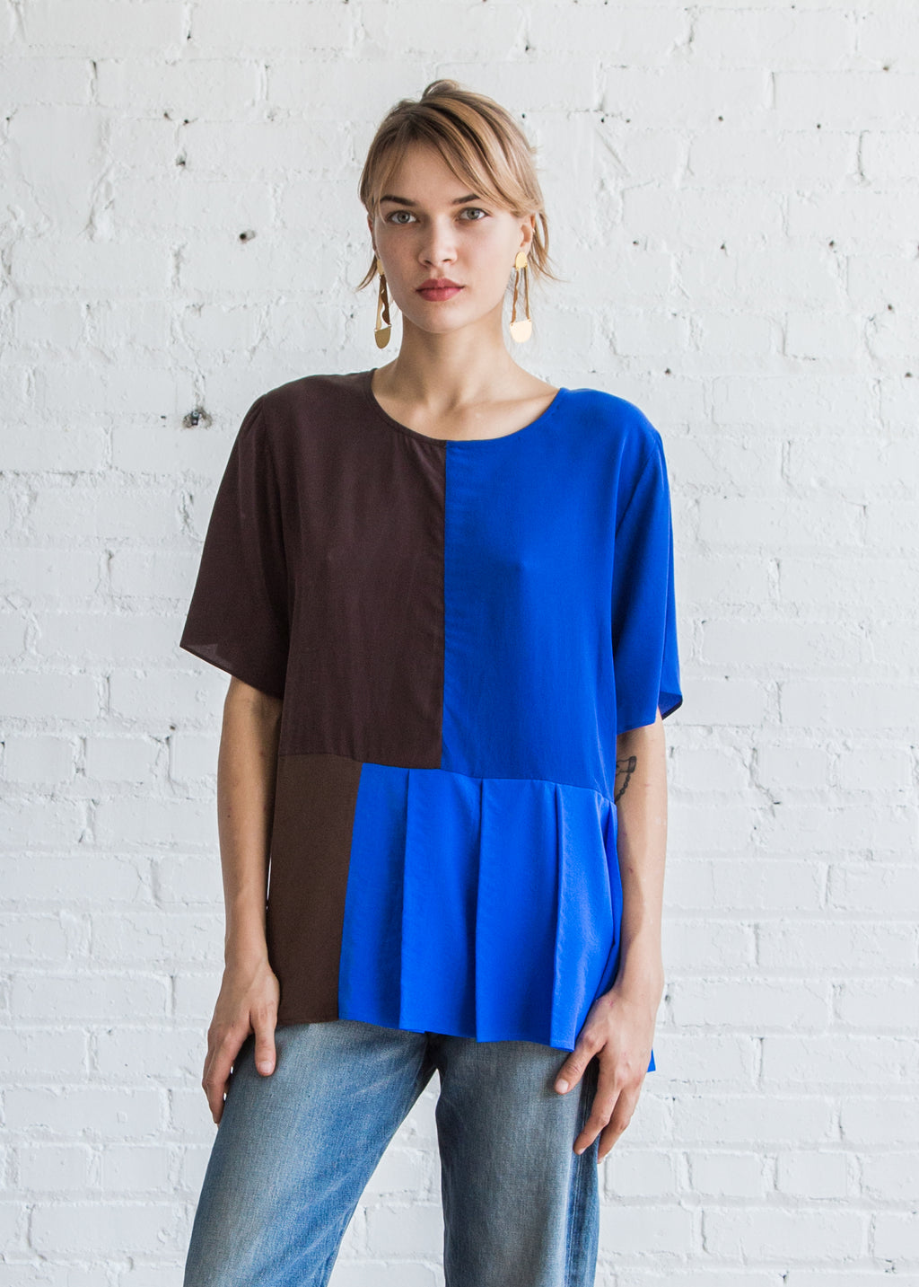 Correll Correll Topa Top Brown/Blue