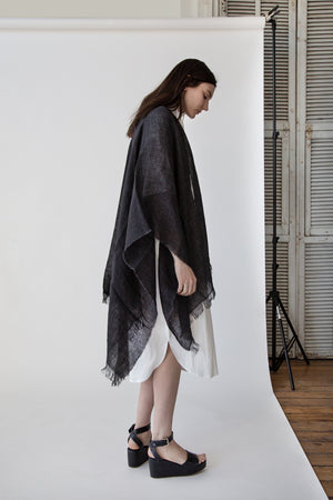 Light Cape in Black - SOLD OUT