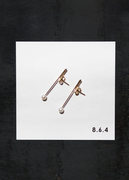 8.6.4 Gold Earring P-06