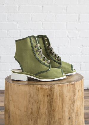 Forest Boot in Forest Green