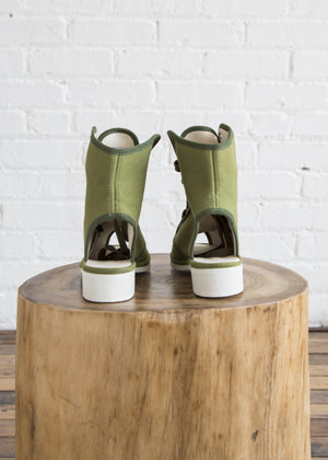 Garbo Forest Boot Forest Green
