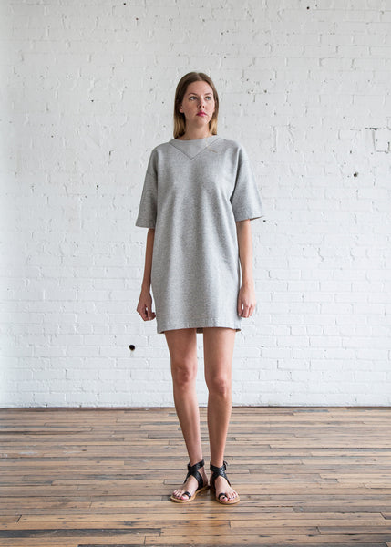 Isabel Marant Etoile Bryony Dress Grey $88