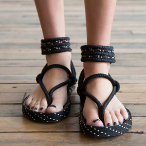 IME Epipa Sandals Black