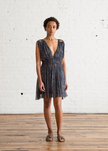 Isabel Marant Etoile Estelle Dress Black $148