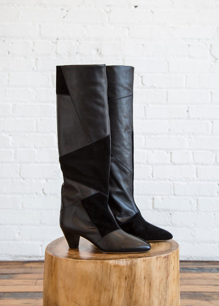 Isabel Marant Rozlen Boot in Black $740