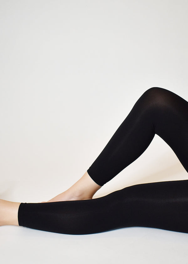 Lia Premium Leggings in Black