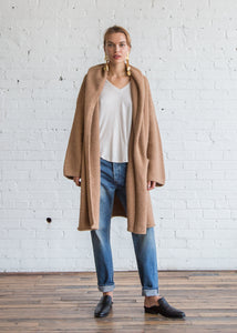 Lauren Manoogian Capote Coat Dune - SOLD OUT