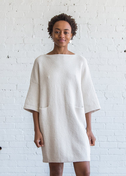 Lauren Manoogian New Trapezoid Dress Sheep