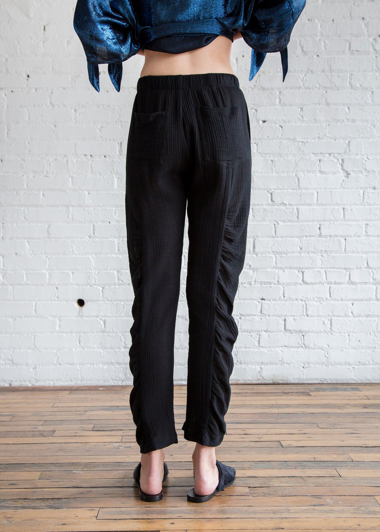 MASSCOB Malek Pant Black