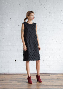 M.PATMOS Chloe Dress Black