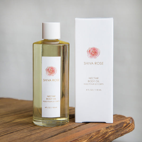 Shiva Rose Nectar Body Oil
