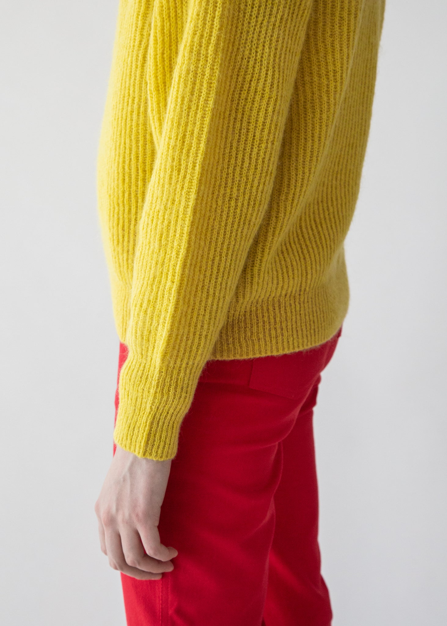 Darwin Sweater in Citrus