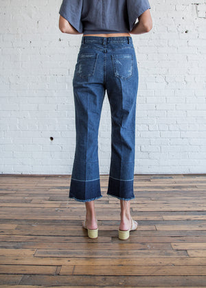 Rachel Comey Slim Legion Classic Indigo - SOLD OUT