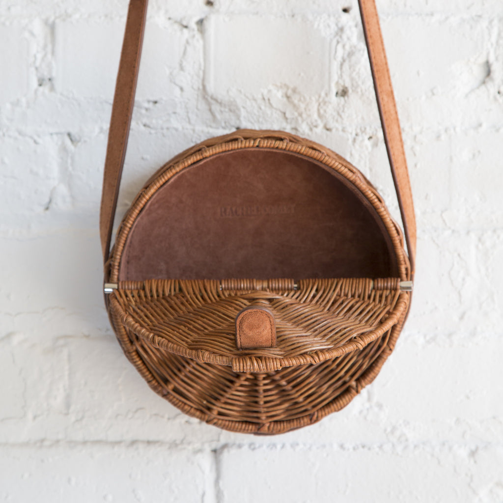Rachel Comey All Wicker Baan Honey - SOLD OUT