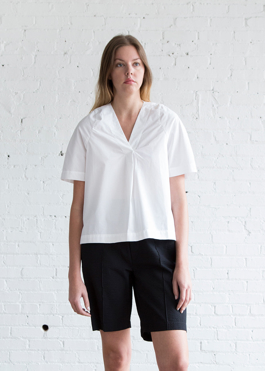 Sylt Top in White