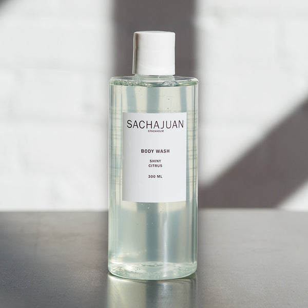 SACHAJUAN Shiny Citrus Body Wash