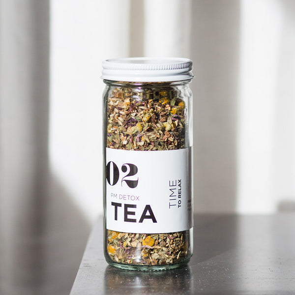 Unbakery Tea 02 - PM Detox