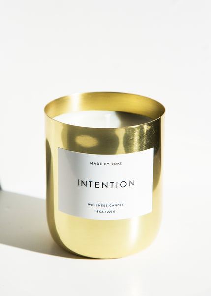 Yoke Intention Soy Candle 8oz