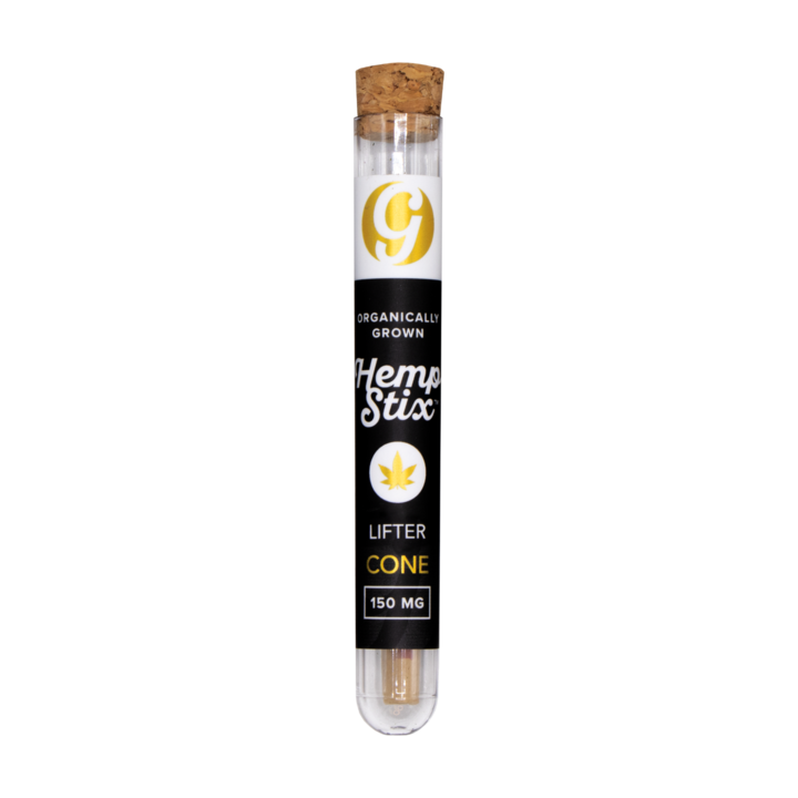 Organic Hemp Stix Cone Lifter 150mg