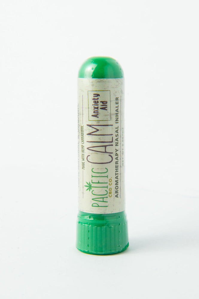 PACIFIC CBD CO- Anxiety Aid Aromatherapy Nasal Inhaler
